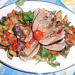 recette Coeur d agneau aux petits légumes