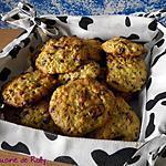 recette Cookies banane, chocolat et flocons d'avoine