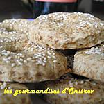 recette Kaak d'Afrique du Nord