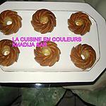 recette Muffins au surimi et aux olives vertes (CLIN D'OEIL A SOIZIC 45) merci pour la recette