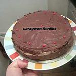 recette gateau chocolat craquant style bavarois en plus simple