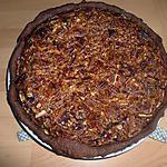 recette Pecan pie (tarte aux noix de pécan et pâte au chocolat)