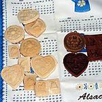 recette Springerle (Petits fours à l'anis - Alsace)