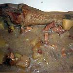 recette Poulet breton