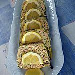 recette Terrine aux deux saumons et poireaux