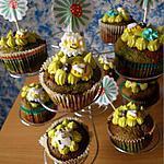 recette Cupcakes chocolat menthe