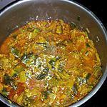 recette gourmandise de poireaux a la farce de veau.