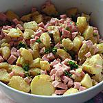 recette Cervelas aux pommes de terre