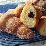 recette Beignet forme croissant