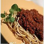 recette ~Sauce à spaghetti italien de Franden~