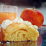 recette Gâteau moelleux à l'ananas/passion/noix de coco