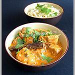 recette Poulet Makhani