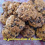 recette Cookies américains avec farine de riz