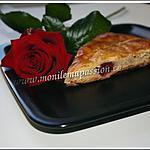 recette La galette des amoureux