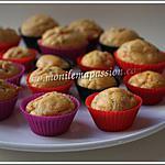 recette Mini cakes tomate et saucisson à l'ail de volaille