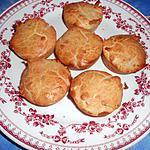recette Petits gateaux au bleu d auvergne