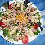 recette Coeur de palmier au thon et mais