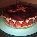 recette Mon fraisier (Recette de Monica)
