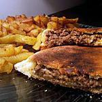 recette chausson fourrée  viande haché épices