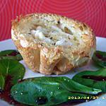 recette brioché de saint félicien, sauce balsamique et miel