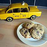 recette Cookies new-yorkais