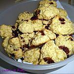 recette Cookies carambar et gingembre