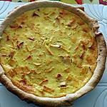 recette Tarte aux pommes épaisse