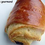 recette PETITS PAINS AU CHOCOLAT...suisse!