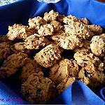 recette Cookies au chocolat milka