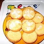recette MUFFINS AU CITRON ET AMANDES