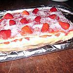 recette delice coco fraises