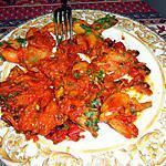 recette cuisses de grenouille sauce tomate