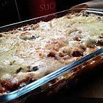 recette Lasagnes à la bolognaise et 4 fromages