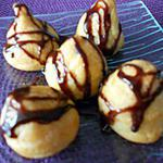 recette Profiteroles vanille sauce chocolat