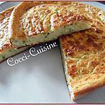 recette Clafoutis de courgettes