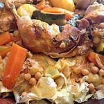 recette chakhchoukha algerienne
