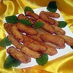 recette Beignets de bananes.