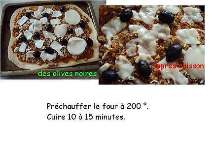 recette de la p 226 te 224 pizza d hervecuisine et la pizza