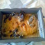 recette côtes de porc au gruyère rapé