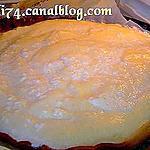 recette Tarte aux mousses de citron et de chocolat blanc