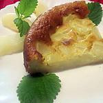 recette Clafoutis aux poires.