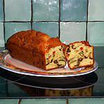 recette cake aux légumes grillés