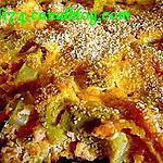 recette Gratin de courgettes au boursin