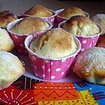 recette Muffins façon donuts du blog Les voyages de gridelle