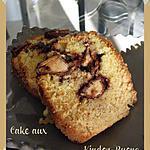 recette Cake aux Kinder Bueno