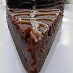 recette Fondant au chocolat & caramel beurre salé