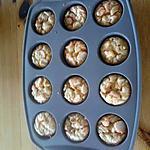 recette cupcakes au crabe et au saumon fumé