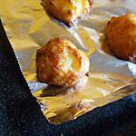 recette Gougères au fromage