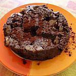 Pudding poire chocolat