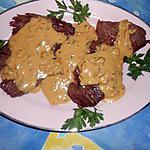 recette Bavette d aloyau a la dijonaise